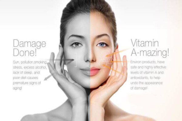 Fight Ageing with Vitamin A
